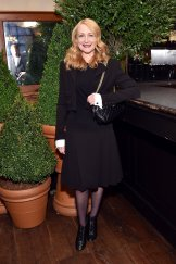 Chanel Lunch Tribeca Patricia Clarkson