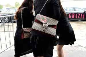 fashion week bags crazy