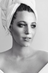 everydayfacts mario testino towel series blake lively