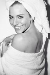 everydayfacts mario testino towel series sienna miller