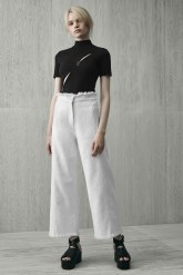 everydayfacts T by Alexander Wang Resort 2016