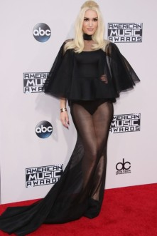American Music Awards 2015 Gwen Stefani