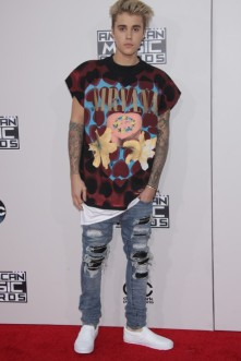 American Music Awards 2015 Justin Bieber