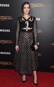 everydayfacts hunger games part 2 Jena Malone
