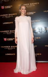 everydayfacts hunger games part 2 Jennifer Lawrence