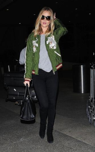 everydayfacts inspiration outfits Rosie Huntington-Whiteley