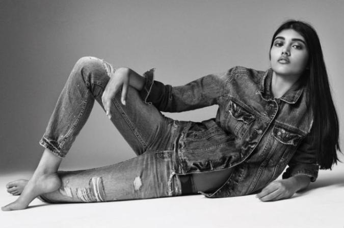 everydayfacts Neelam Gill in Abercrombie&Fitch Ad Campaign