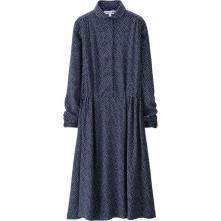 uniqlo Ines de la Fressange dress