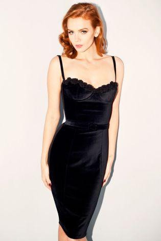 everydayfacts velvet party dresses