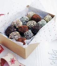 chocolate box truffles
