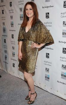 great outfits Julianne Moore