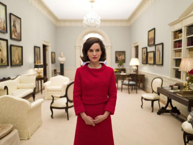 everydayfacts natalie portman as Jackie