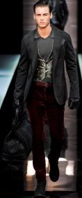 everydayfacts velvet trousers