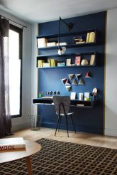 everydayfacts navy home decor