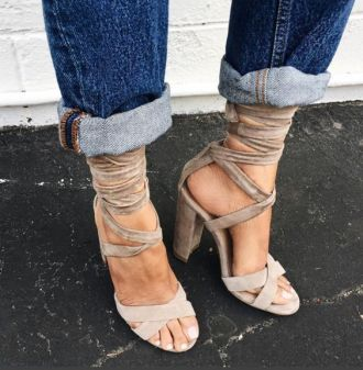 everydayfacts wrap around sandals